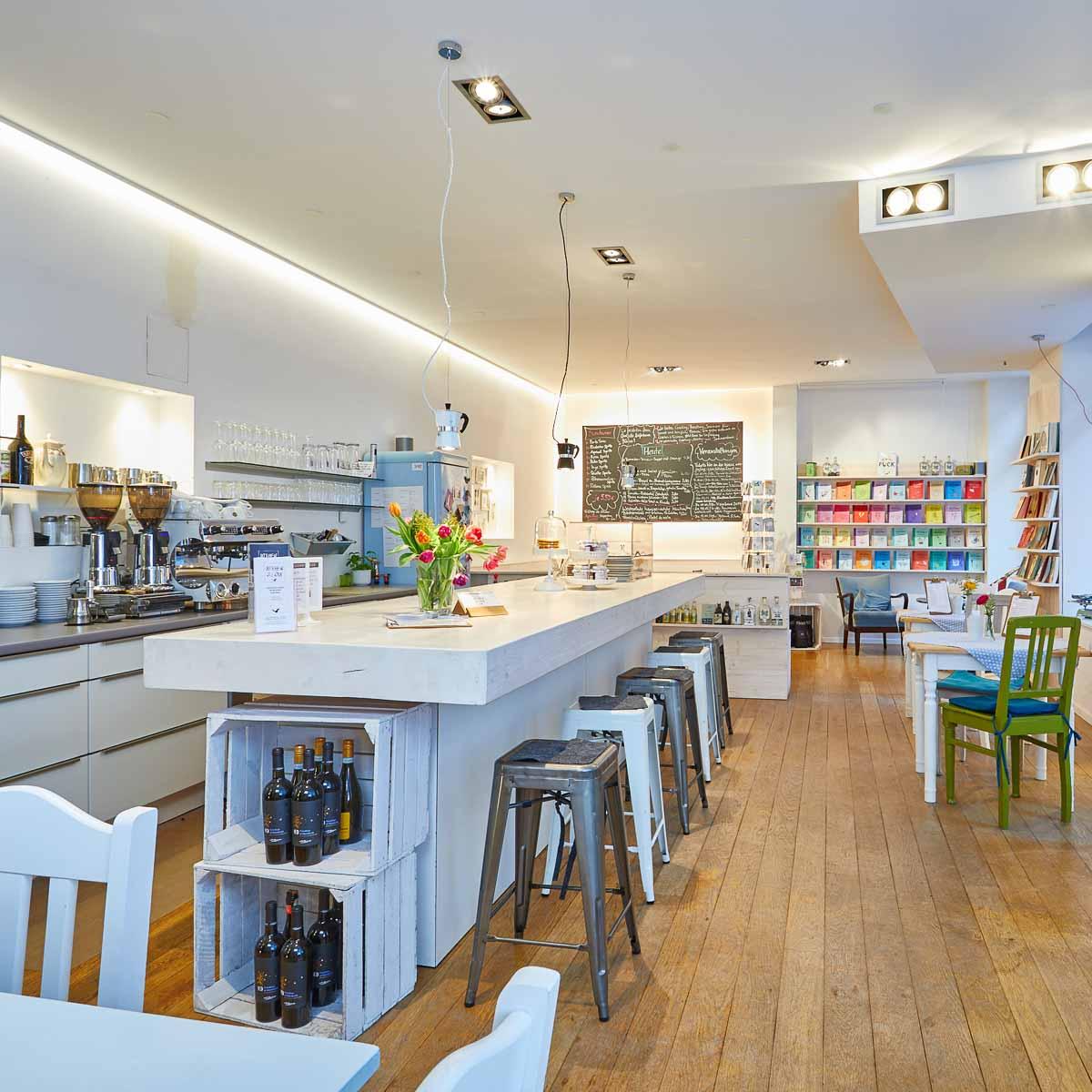 Kitchen2Soul Coaching-Café mit Buchhandlung-