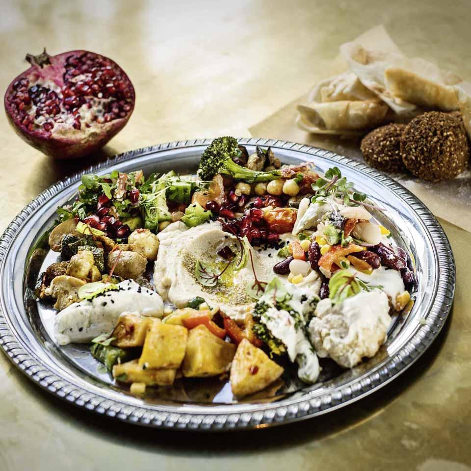 Restaurant Habibi & Hawara in Wien-3