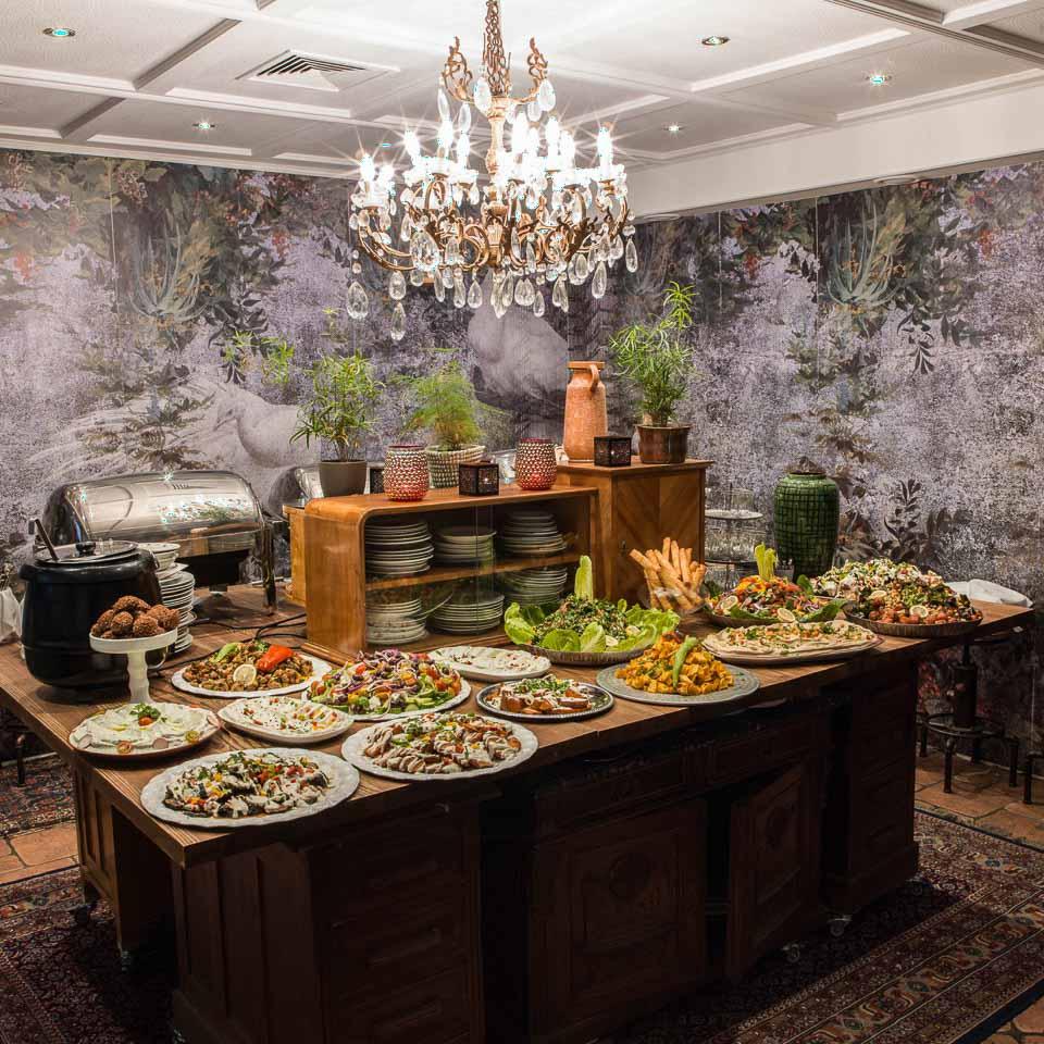 Restaurant Habibi & Hawara in Wien-6