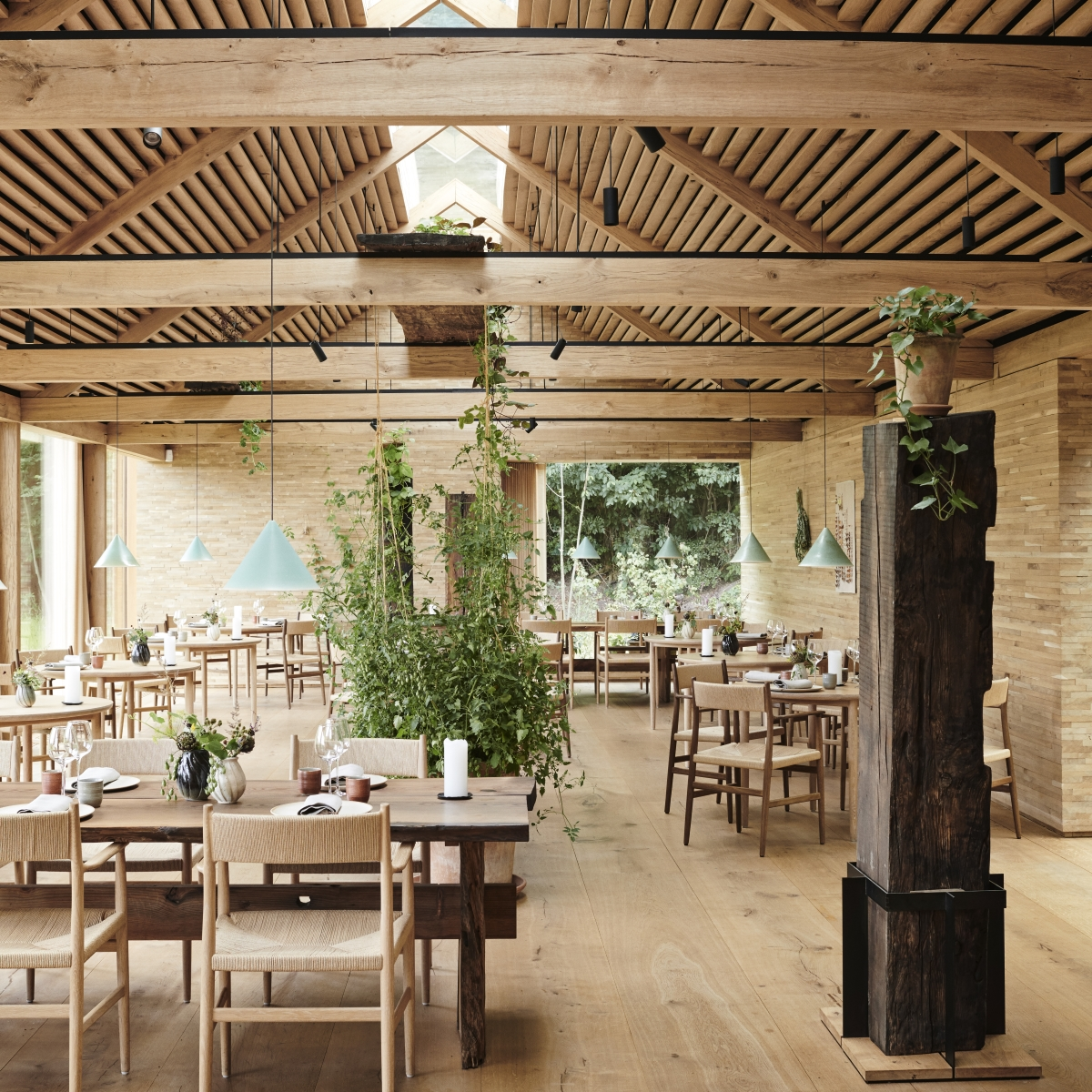 Restaurant Noma Kopenhagen_Interieur