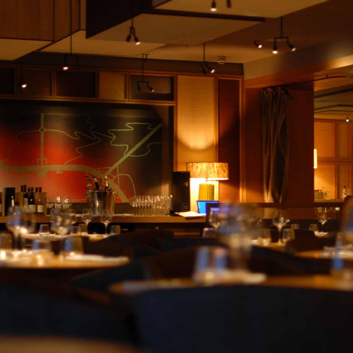 Restaurant The Louis Grillroom in München