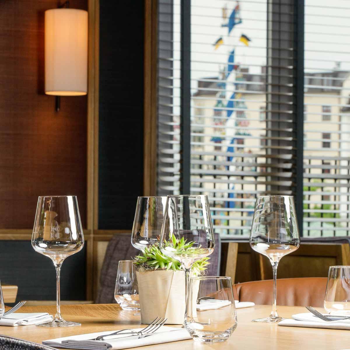 Restaurant The Louis Grillroom in München-2