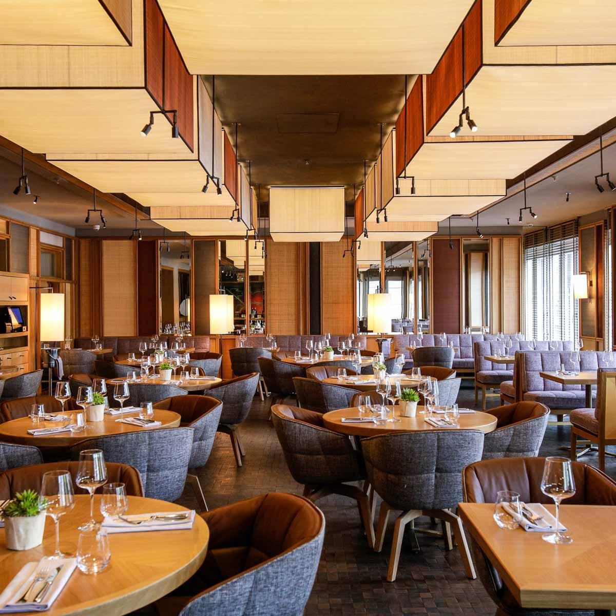 Restaurant The Louis Grillroom in München-4