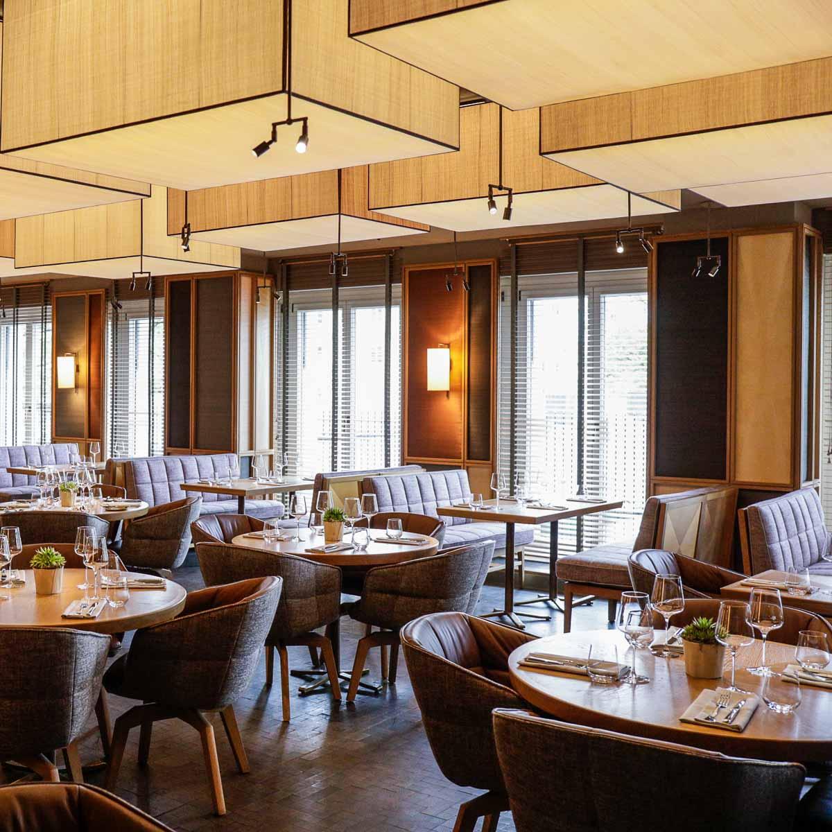 Restaurant The Louis Grillroom in München-7