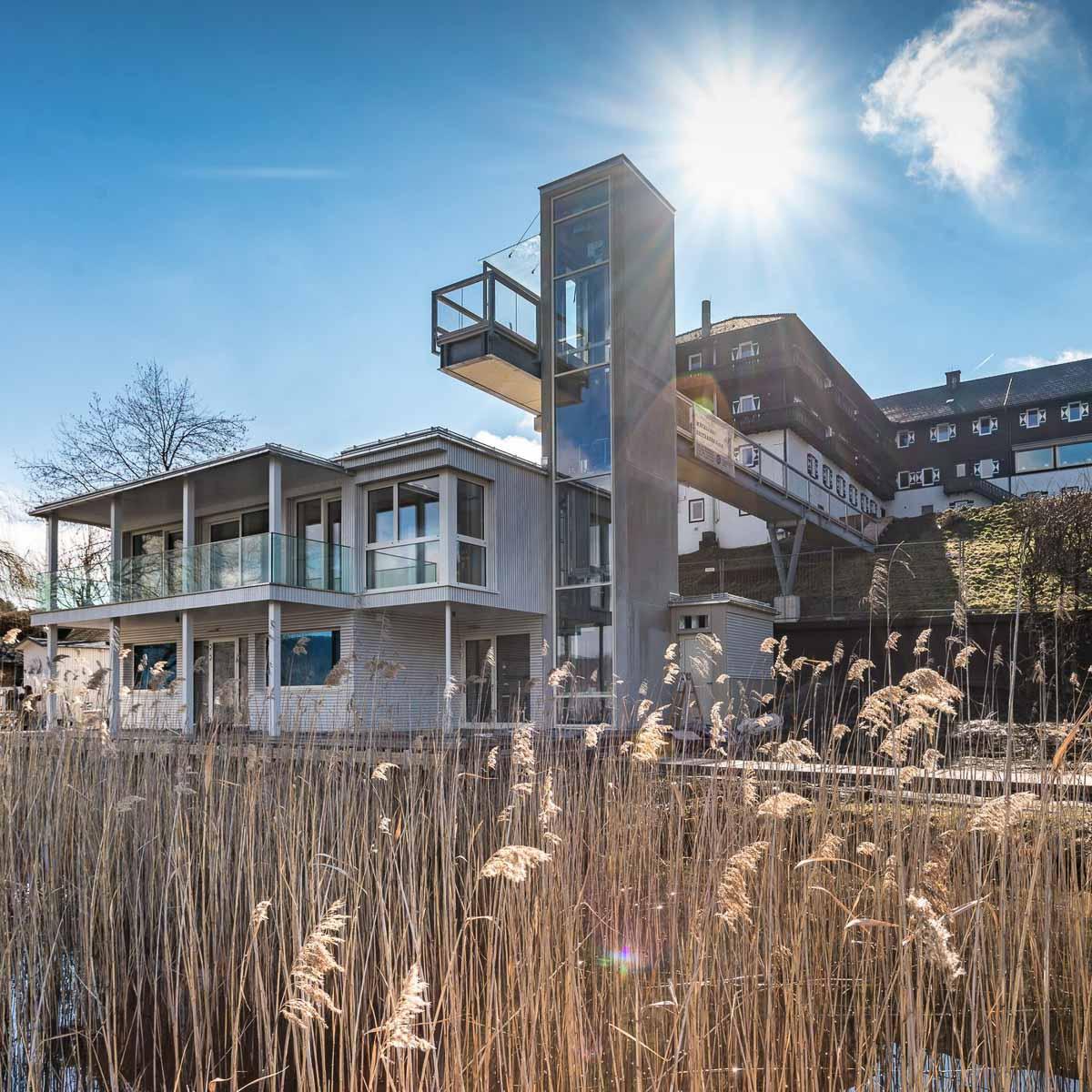 The Original FX Mayr Health Center am Wörthersee Ansicht