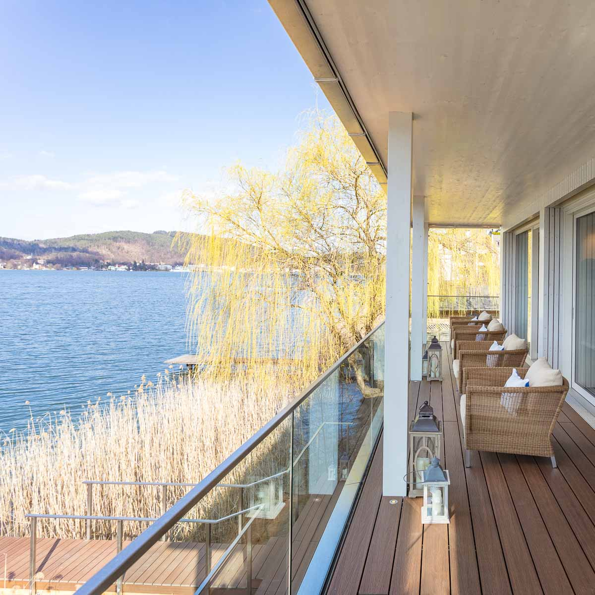 The Original FX Mayr Health Center am Wörthersee Strand