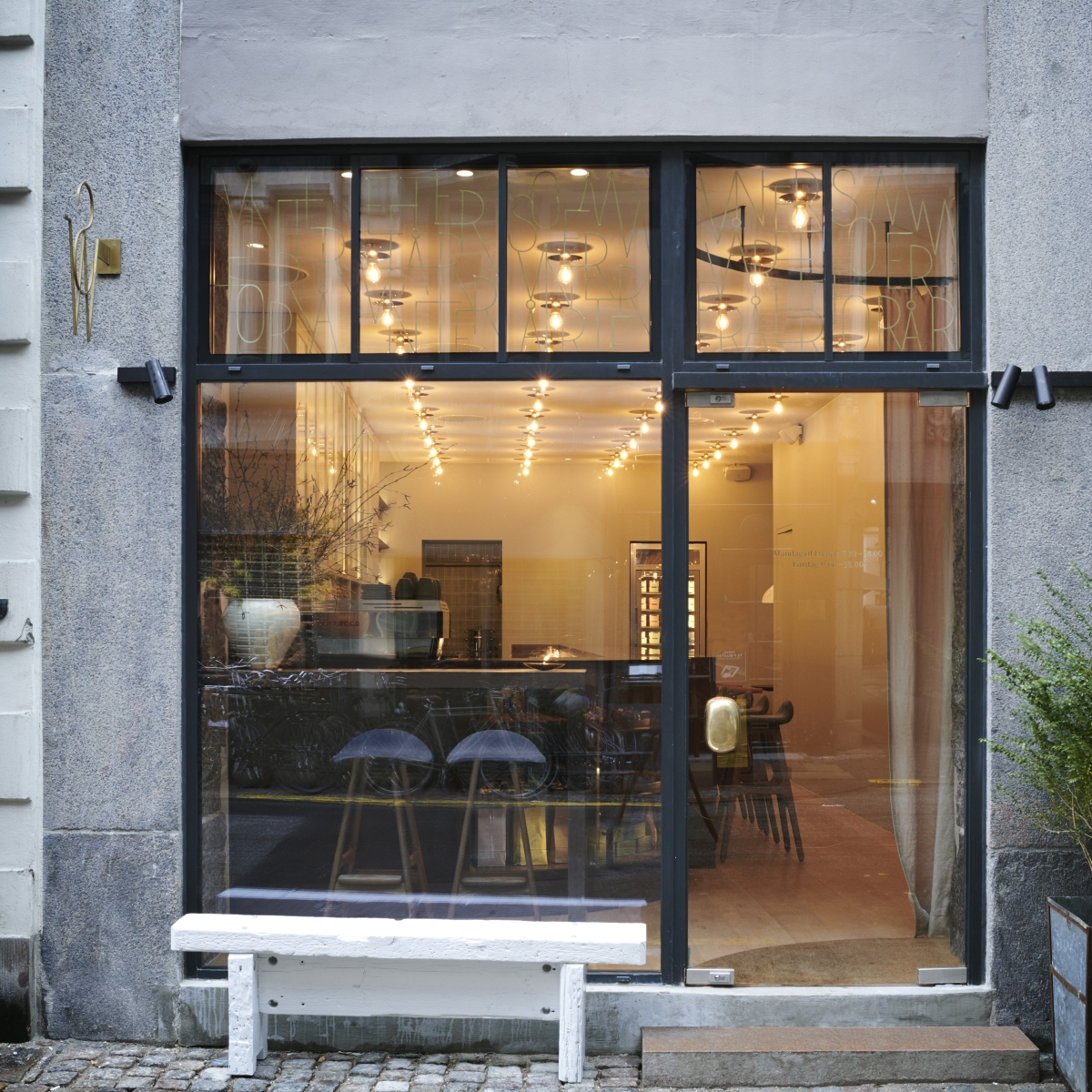 Winterspring_Dessertbar in Kopenhagen_Fassade