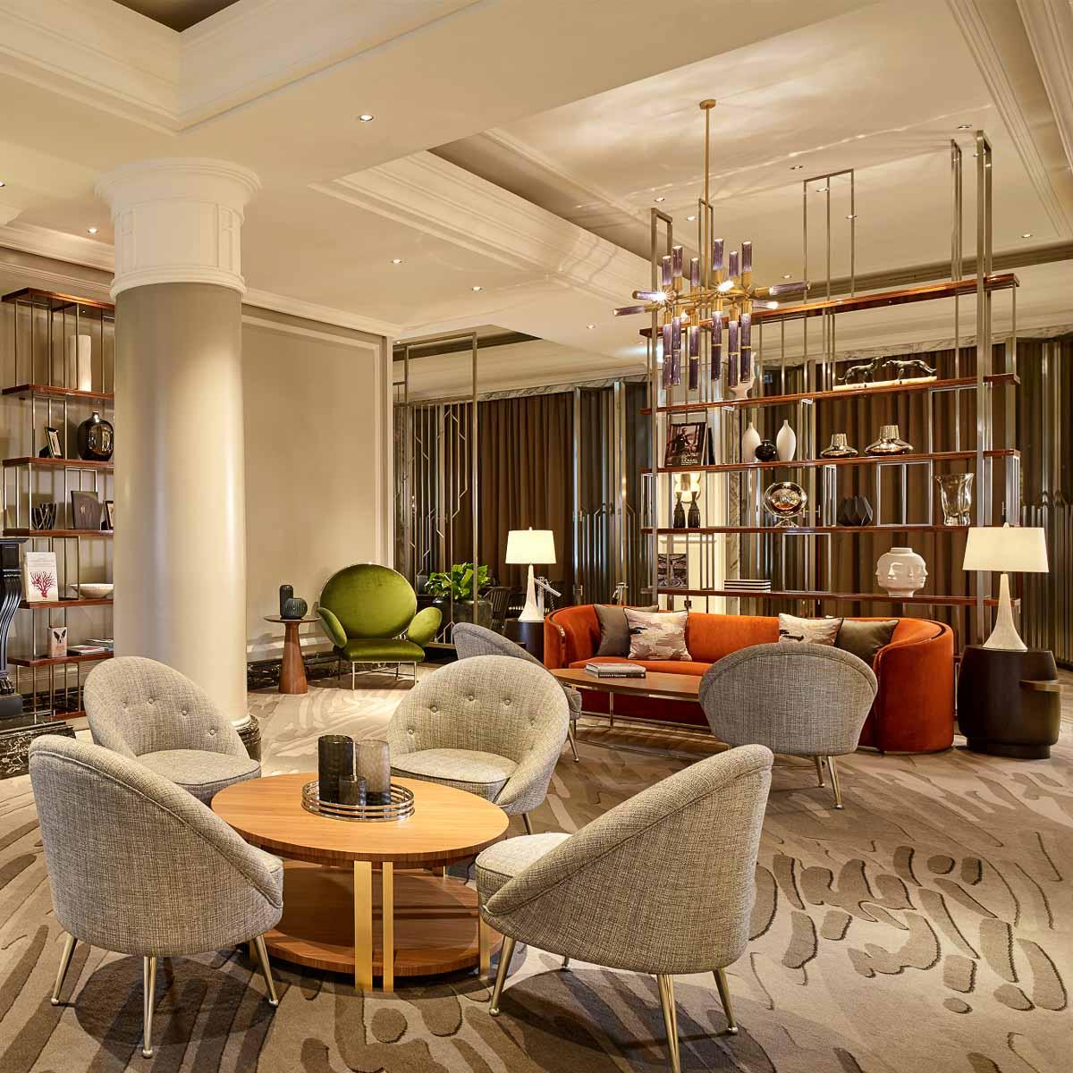 Hotel Ritz Carlton Berlin am Potsdamer Platz-15