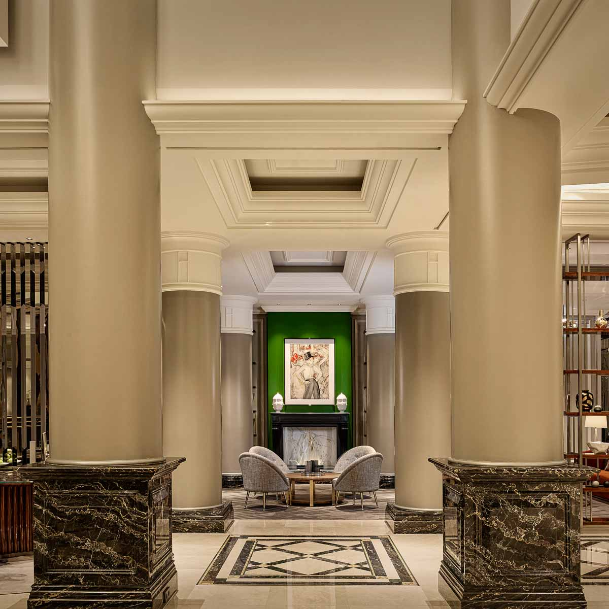 Hotel Ritz Carlton Berlin am Potsdamer Platz-16
