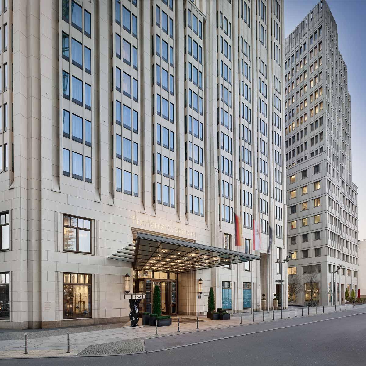 Hotel Ritz Carlton Berlin am Potsdamer Platz-18