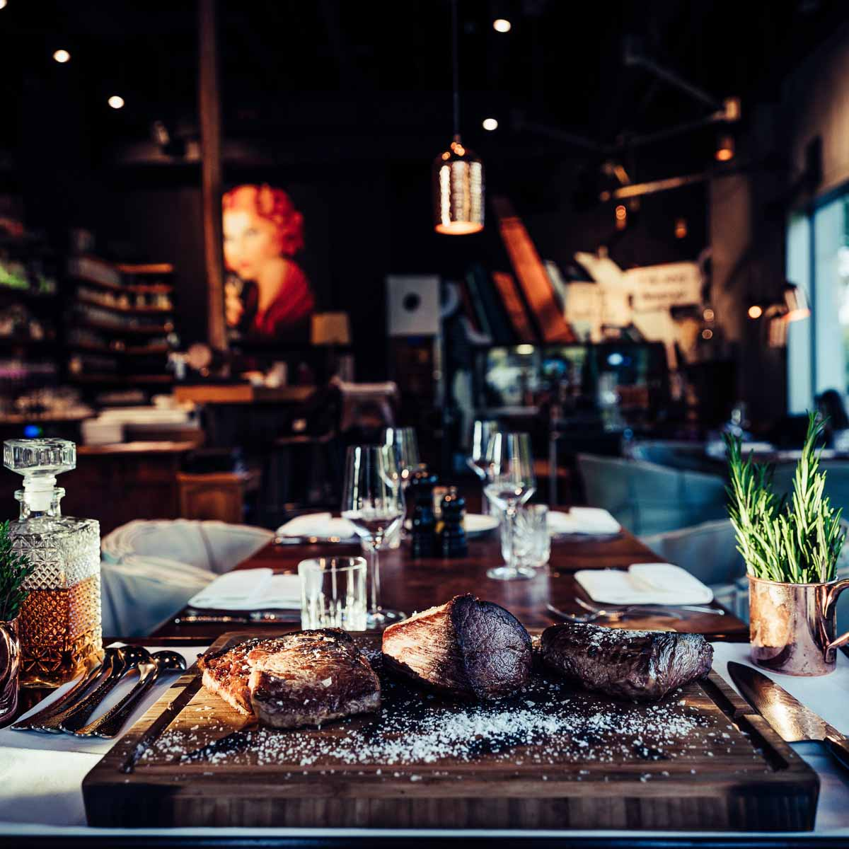 Restaurant La Boheme München-11