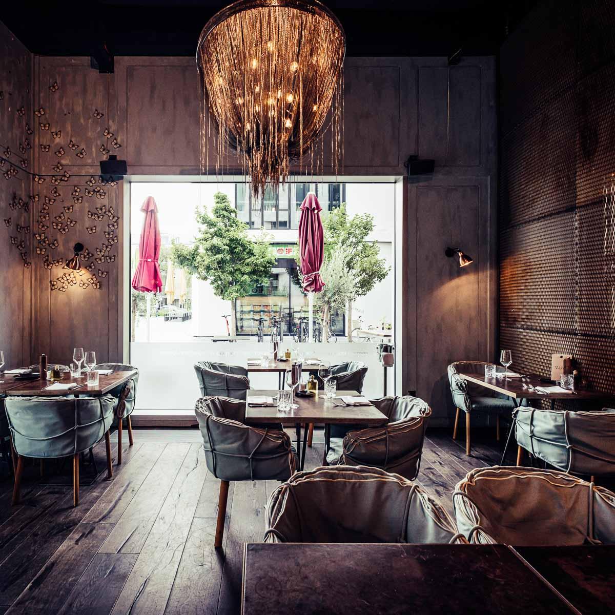 Restaurant La Boheme München-3