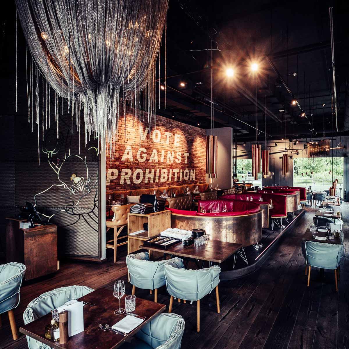 Restaurant La Boheme München-4