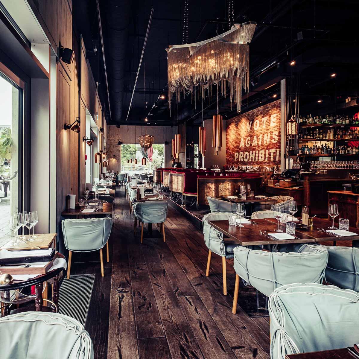 Restaurant La Boheme München-5
