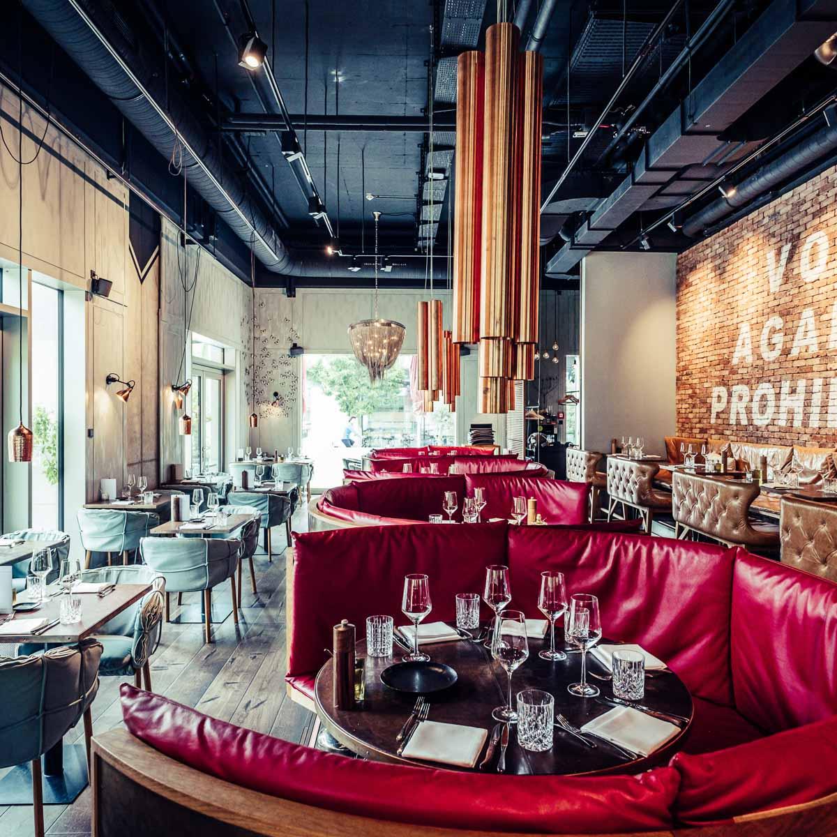 Restaurant La Boheme München-7