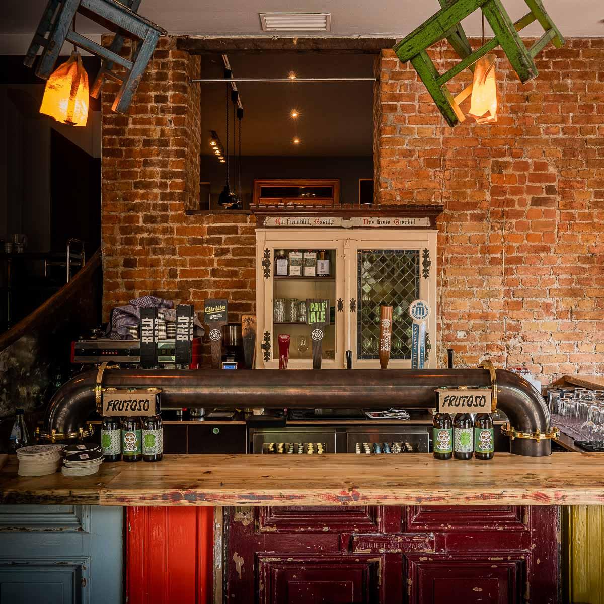 Restaurant Lausebengel Berlin-Kreuzberg-Bar