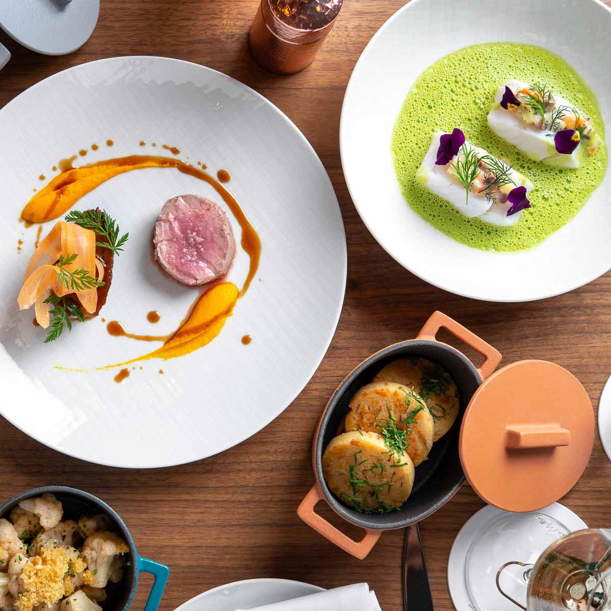 Restaurant Pots im Ritz Carlton Berlin-6