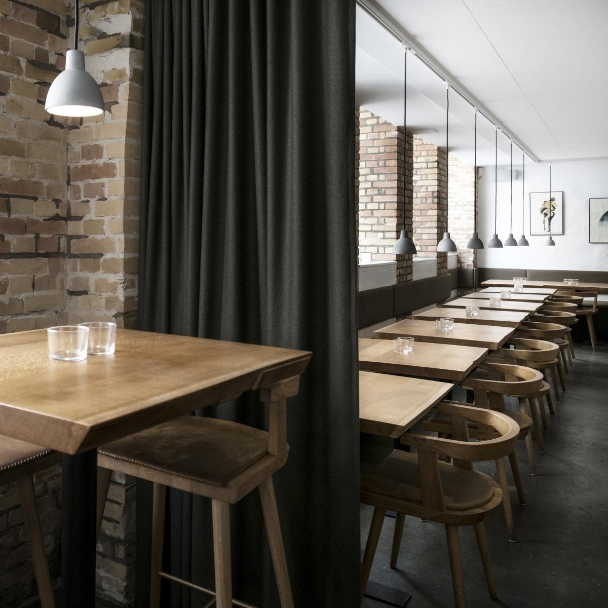Restaurant Relæ Kopenhagen_Interieur