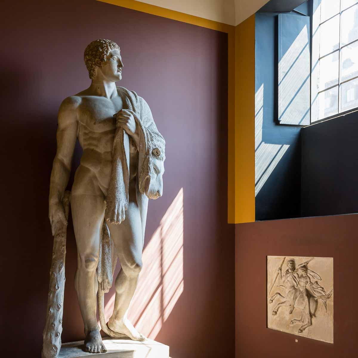Thorvaldsen Museum Kopenhagen © Sarah Coghill 1