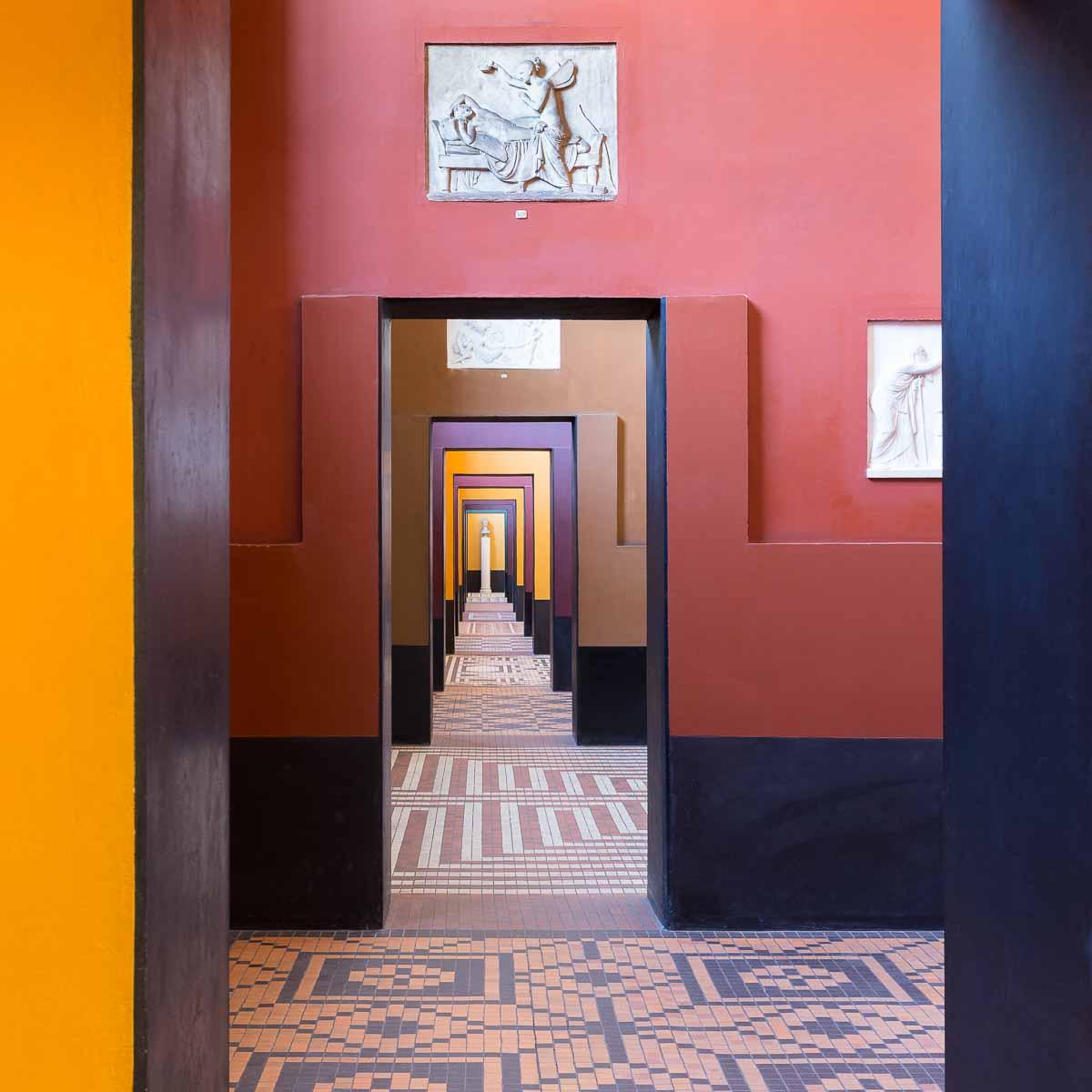 Thorvaldsen Museum Kopenhagen © Sarah Coghill 4