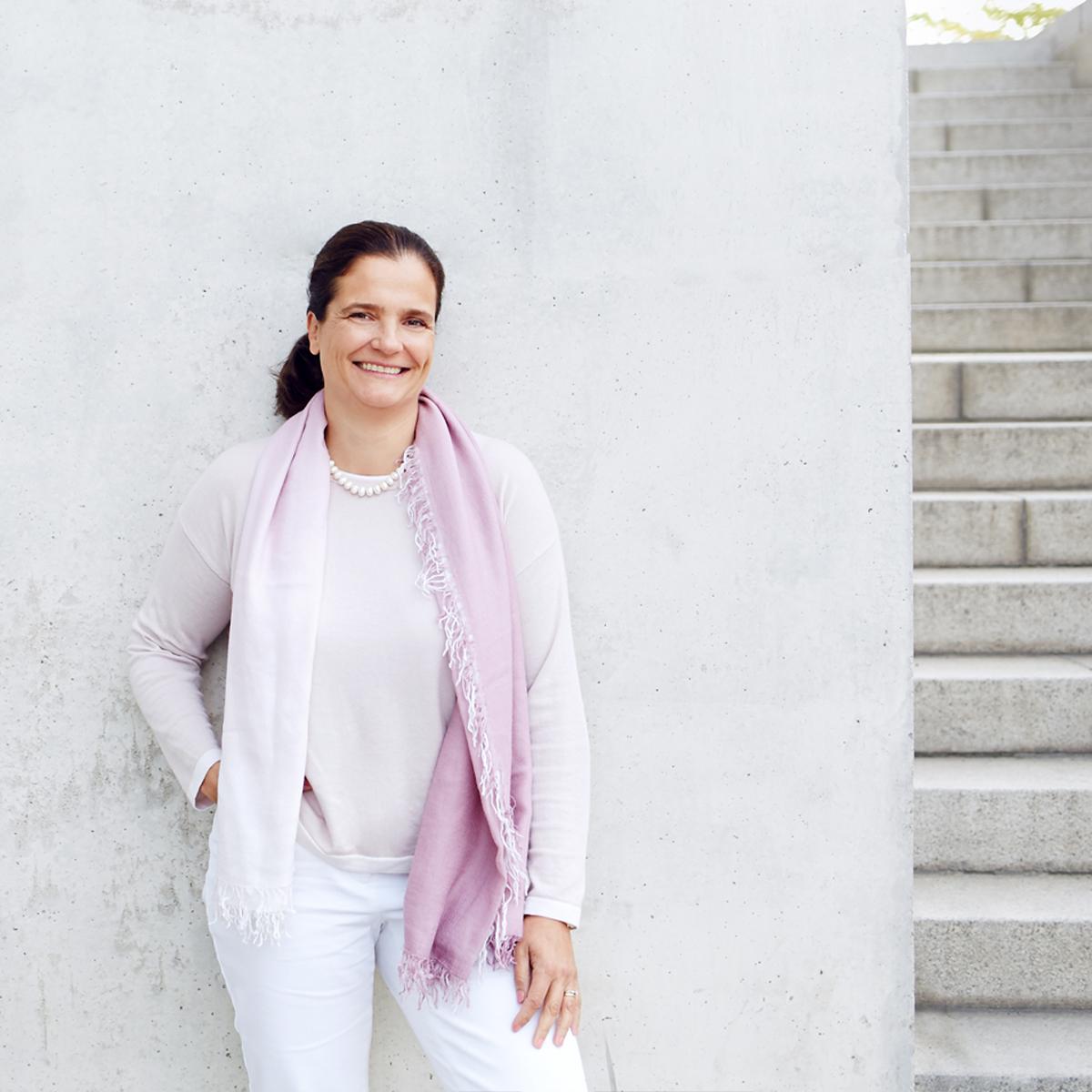 Dr. Annette Brandes © Ella Fogg