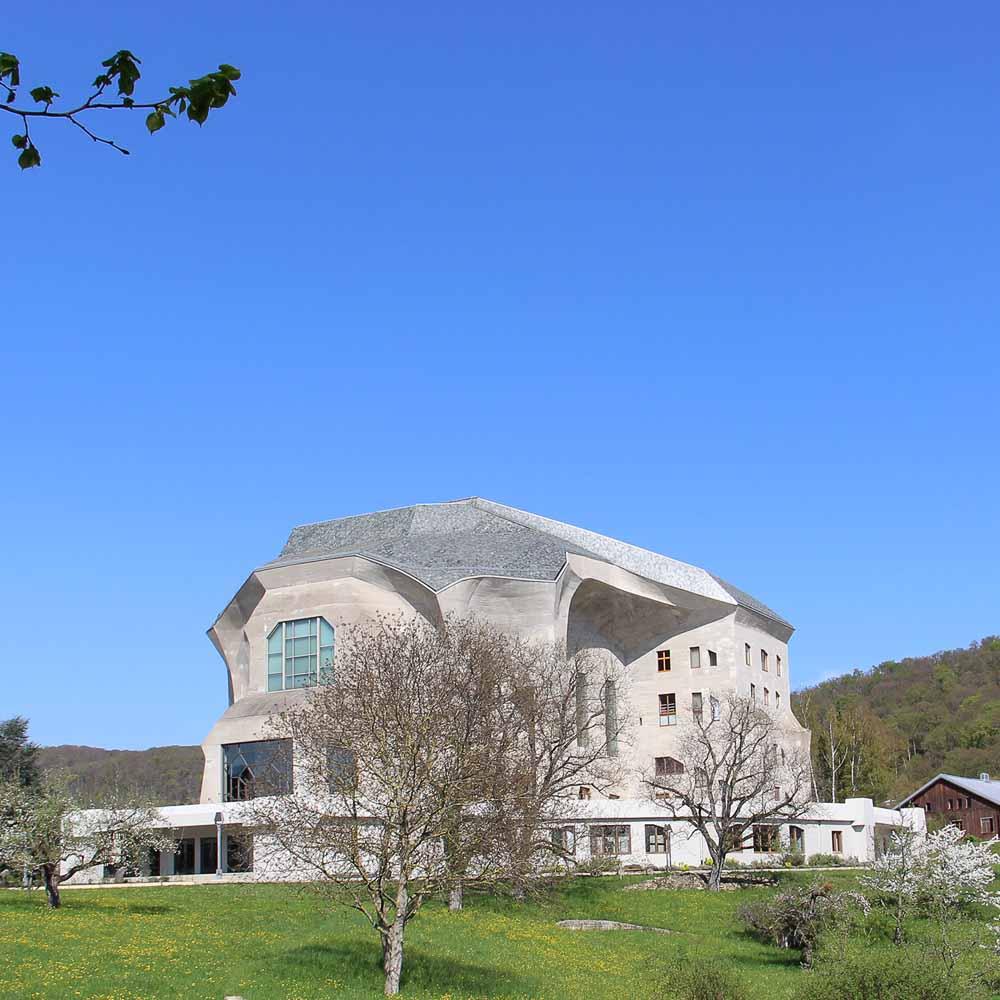 Goetheanum © Sebastian Juengel
