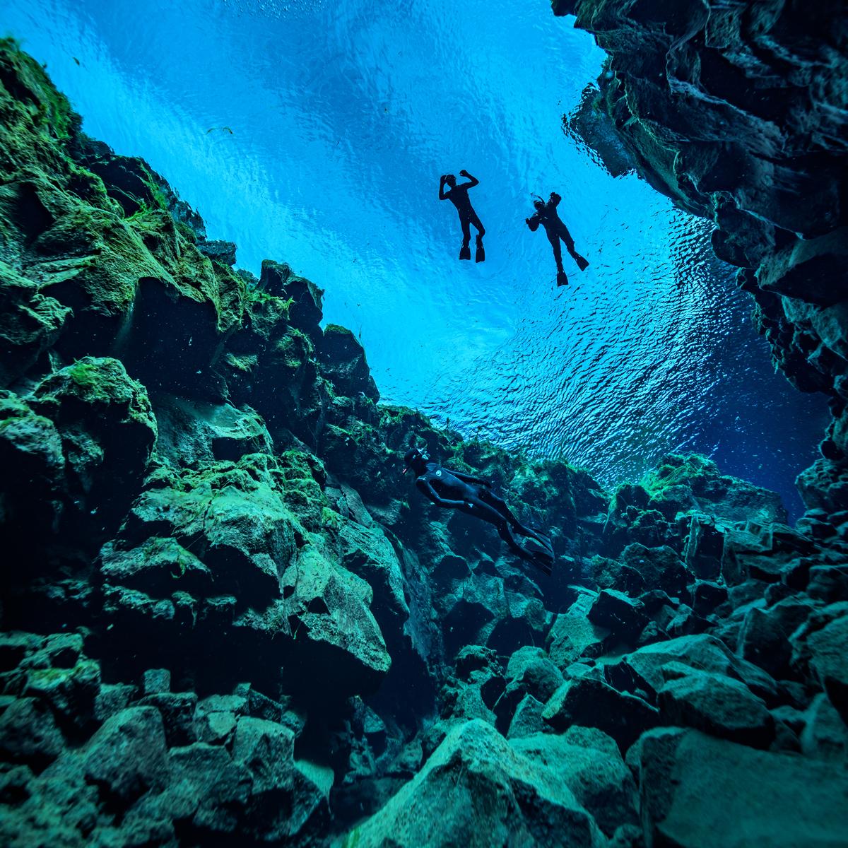 Island Entdeckungstour © Shutterstock