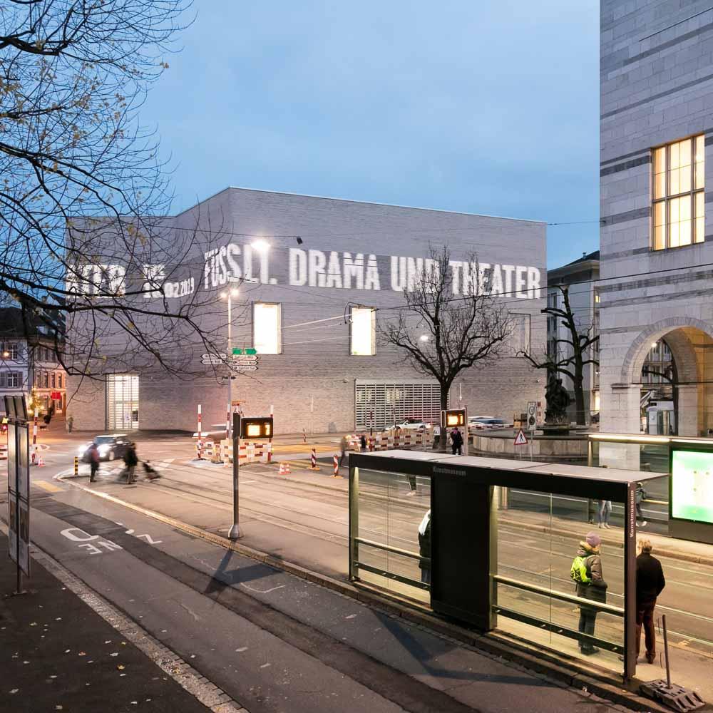 Kunstmuseum Basel © Julian Salinas