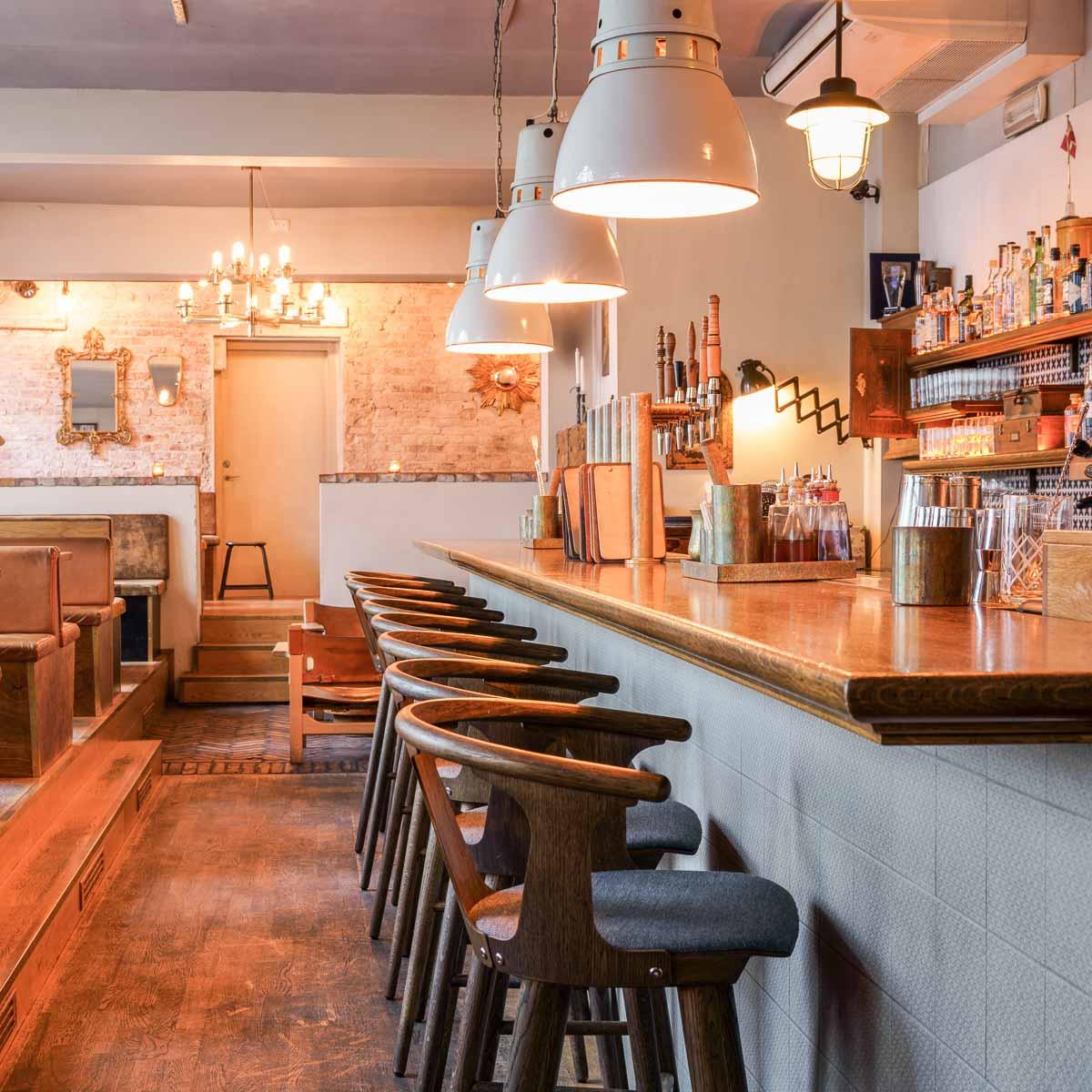 Lidkoeb Cocktail Bar in Kopenhagen Vesterbro-5