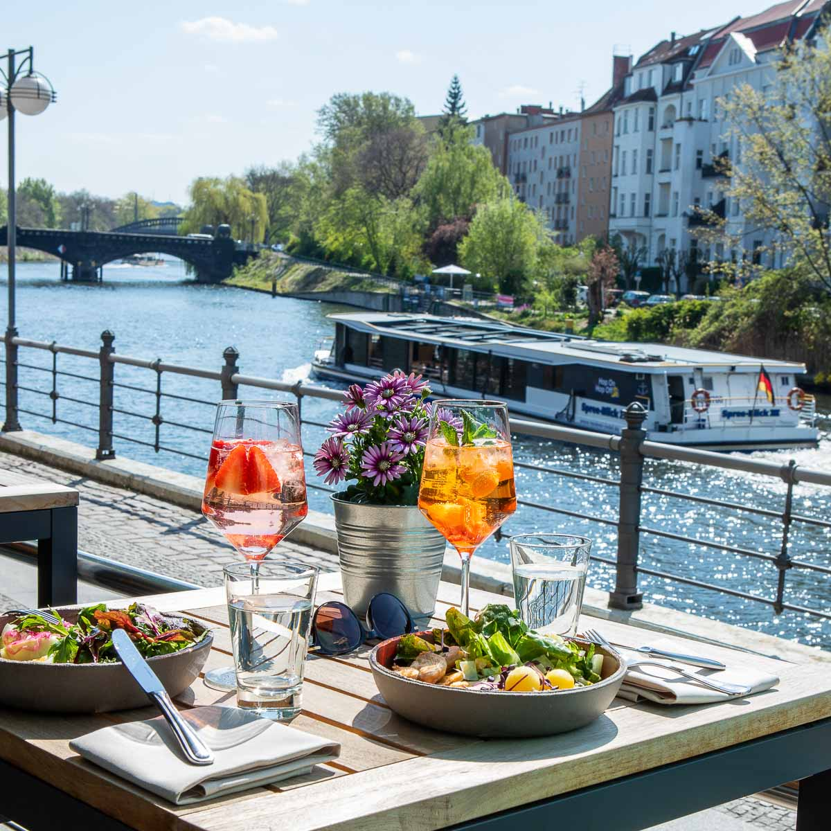 Restaurant Carl & Sophie in Berlin-Moabit-1