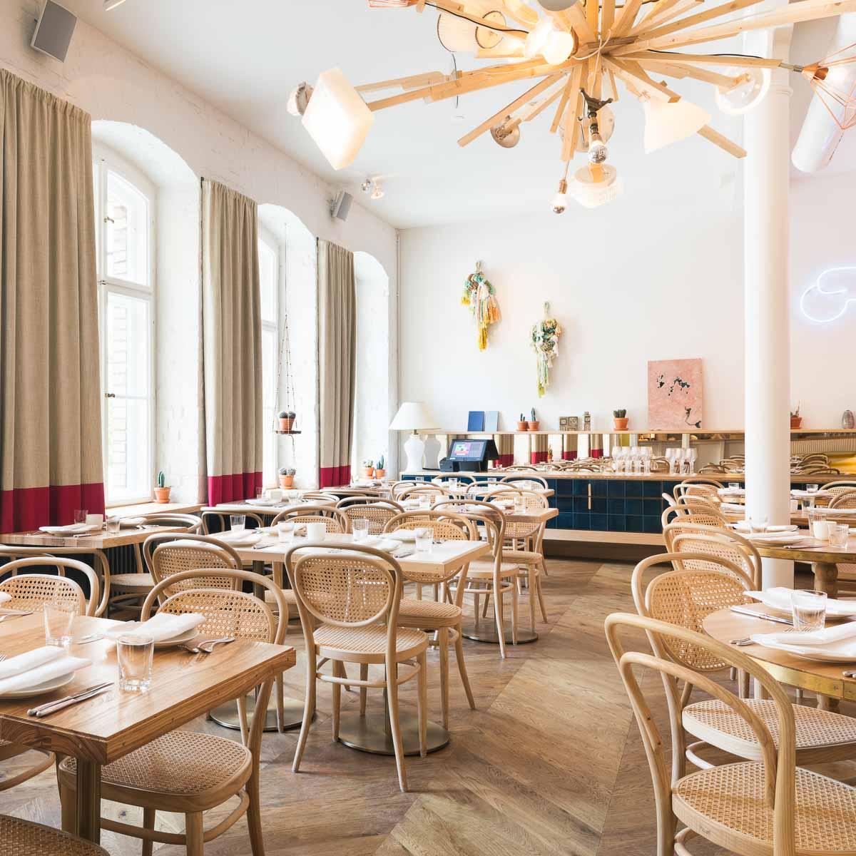 Restaurant Panama an der Potsdamerstraße in Berlin-2