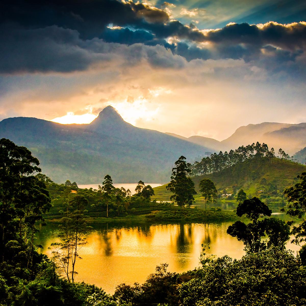 Sri Lanka © Shutterstock