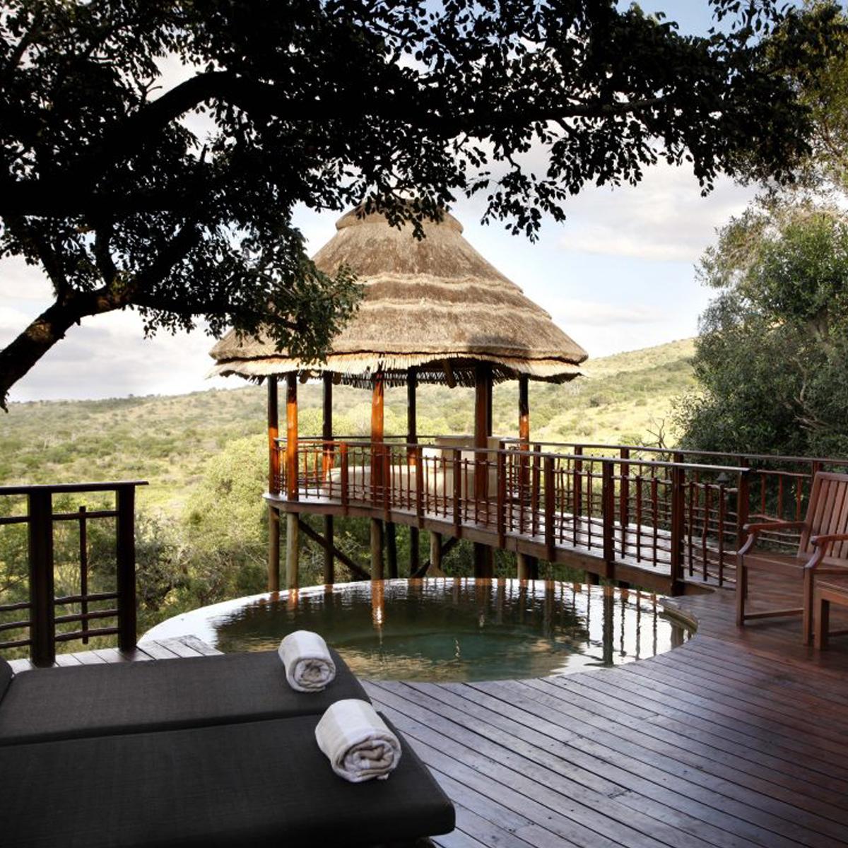 Thanda Lodge | Südafrika