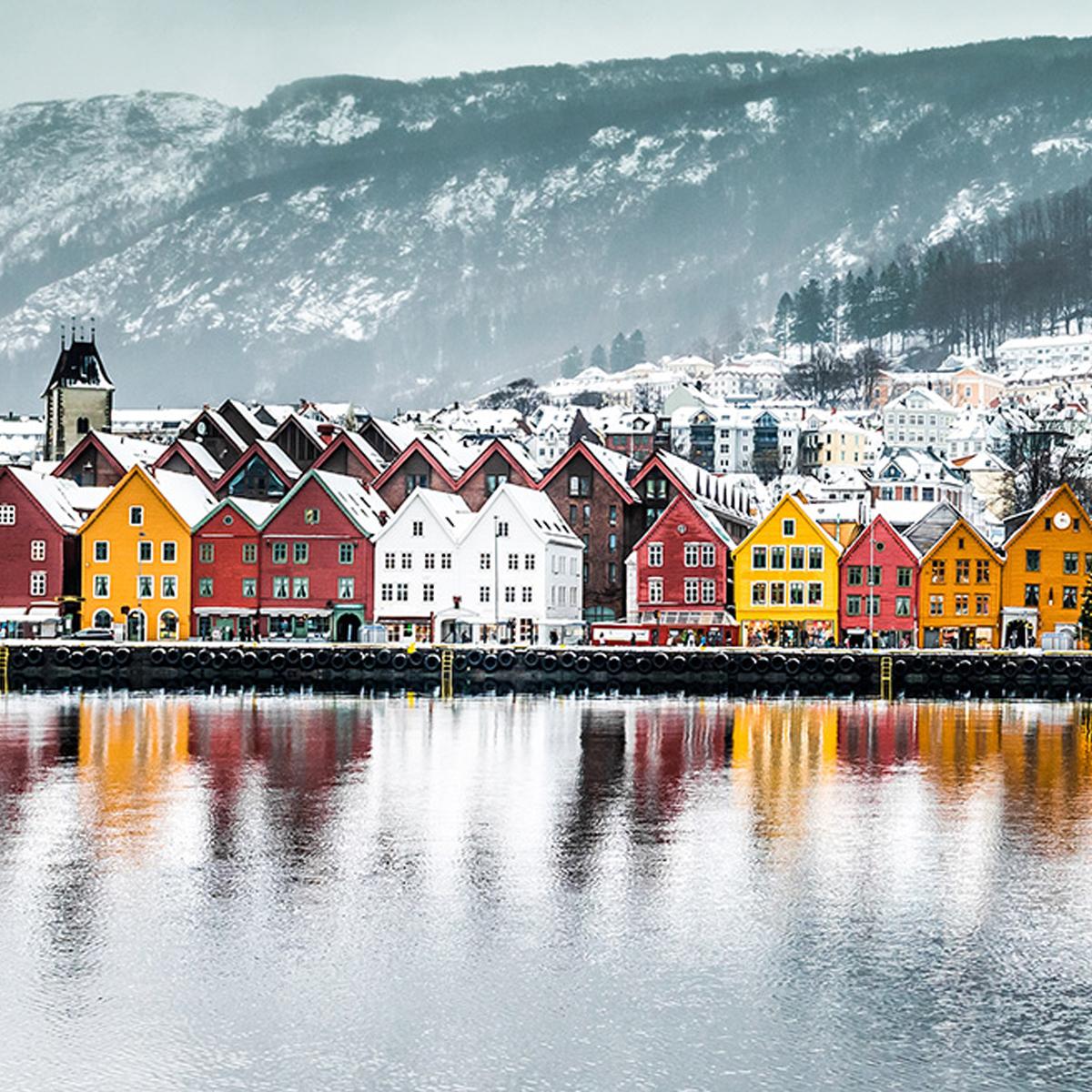 Bergen © Ella Fogg