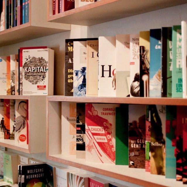 Buchhandlung Ebert & Weber in Berlin-Kreuzberg