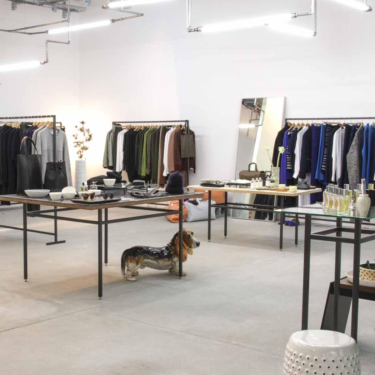 Concept Store Opia in Zürich
