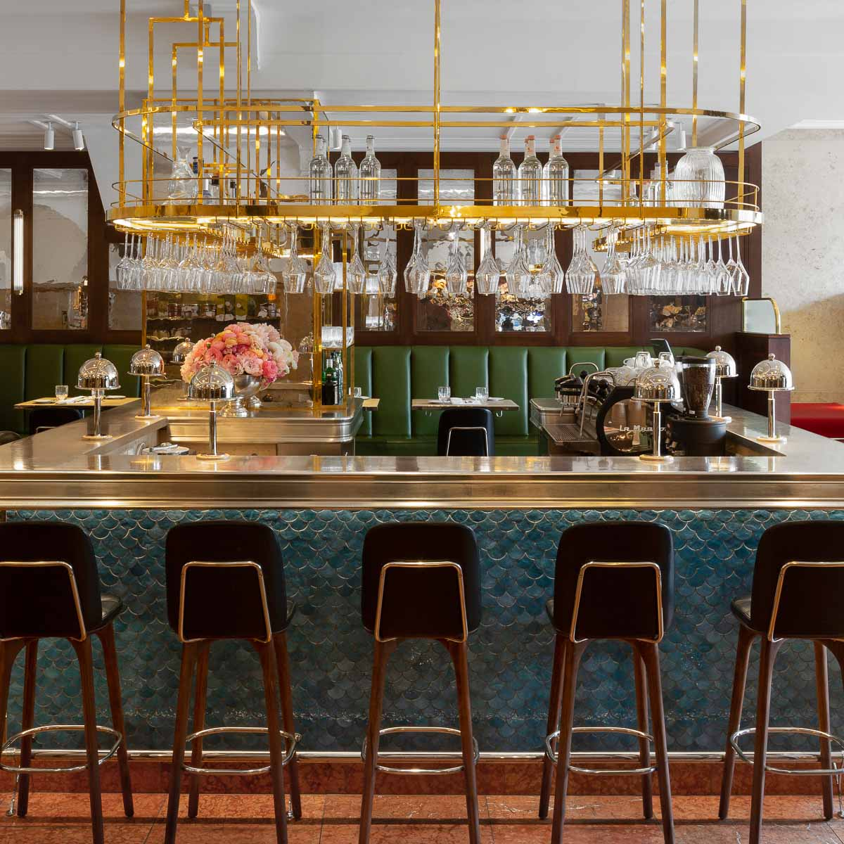 Dallmayr Bar & Grill in München-5