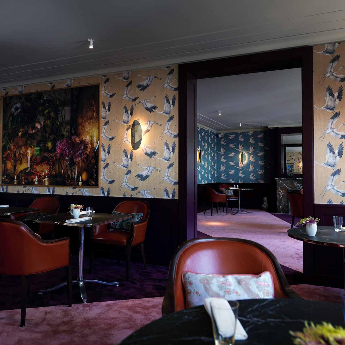 Dallmayr Restaurant Alois in München-3