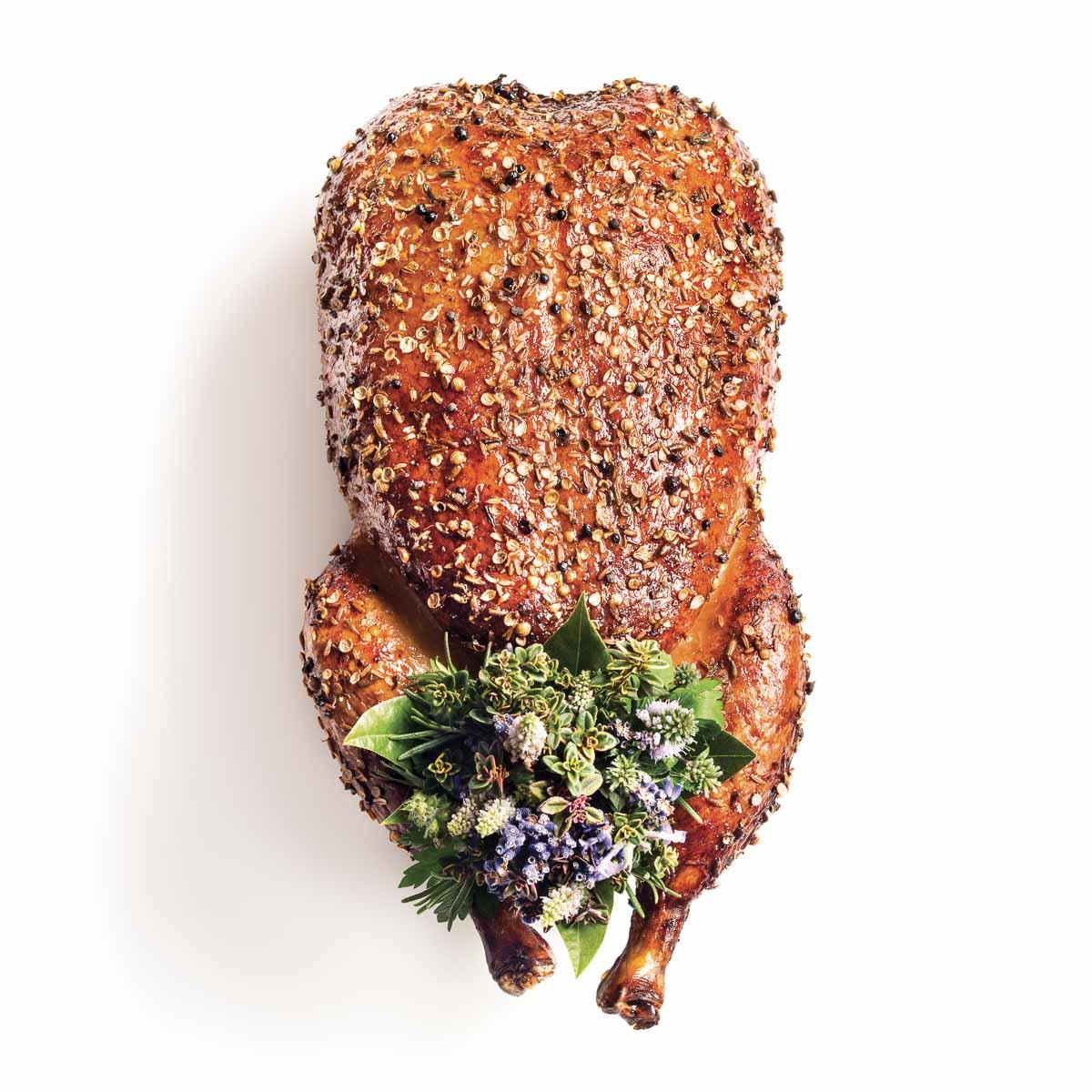 Honigglasierte Ente von Daniel Humm