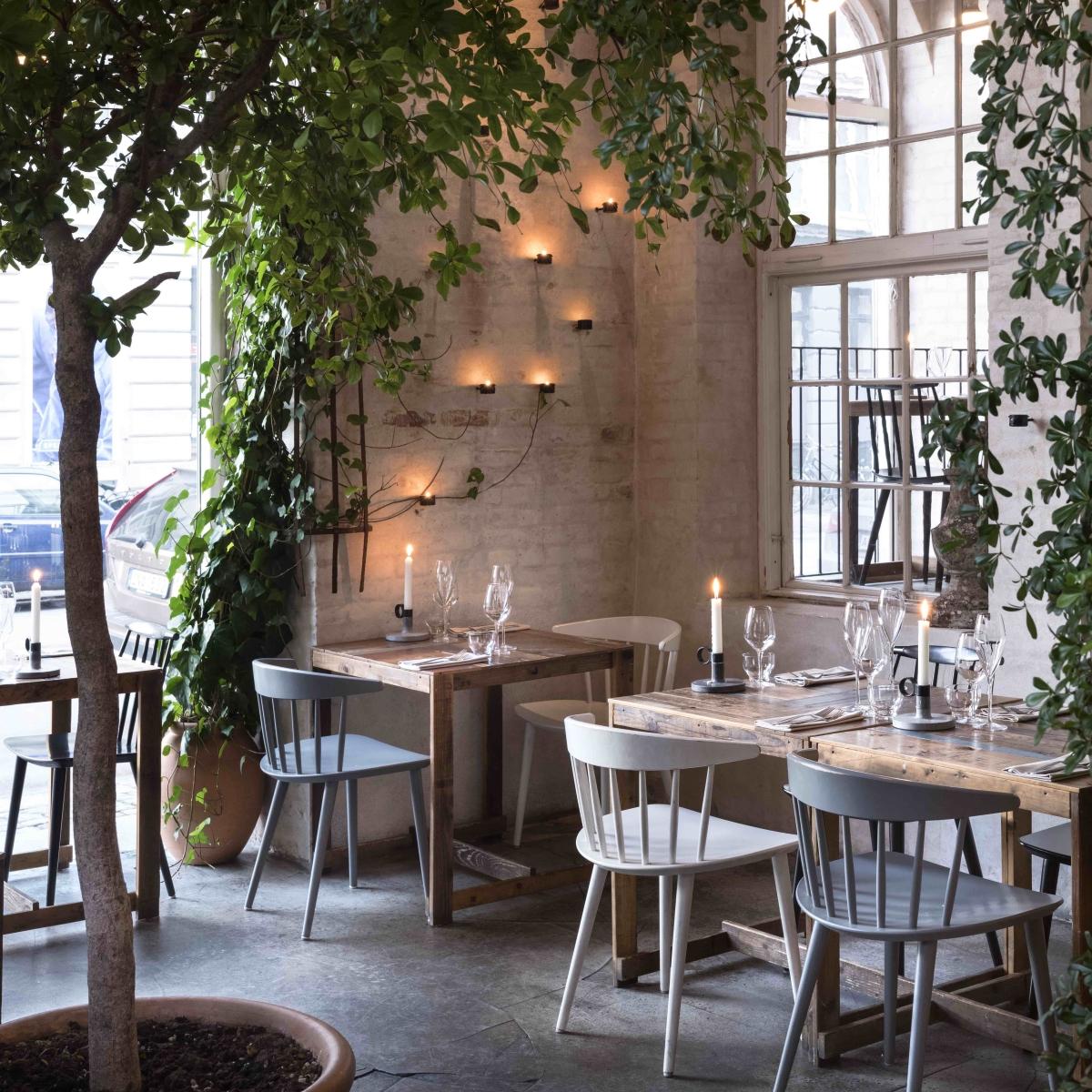 Høst_Restaurant in Kopenhagen_Inneneinrichtung