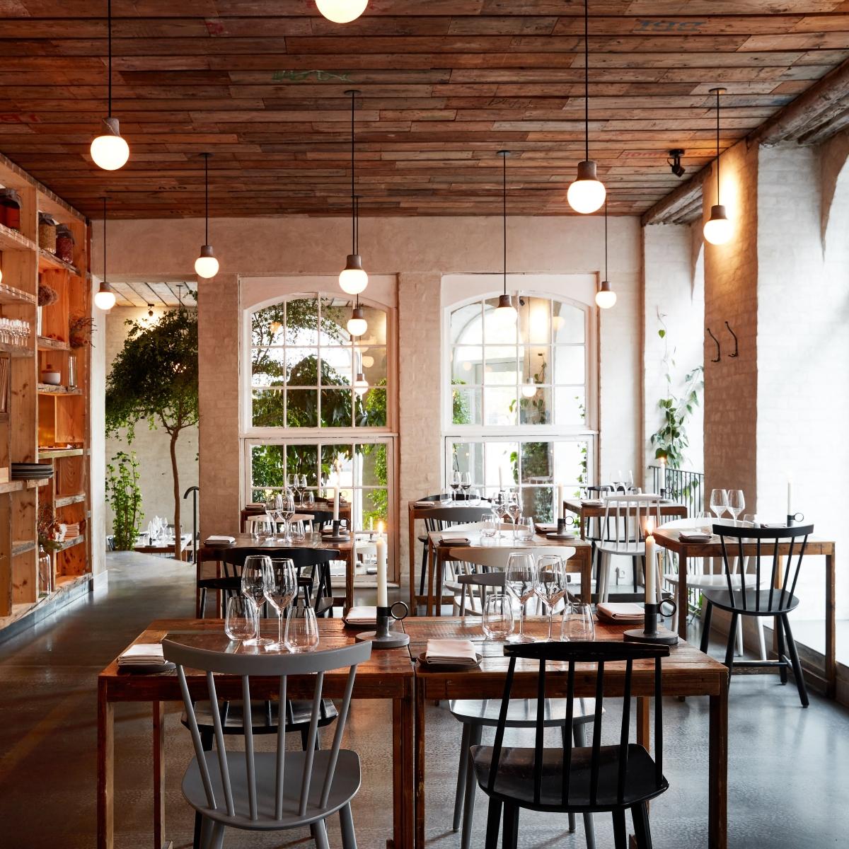 Høst_Restaurant in Kopenhagen_Interieur