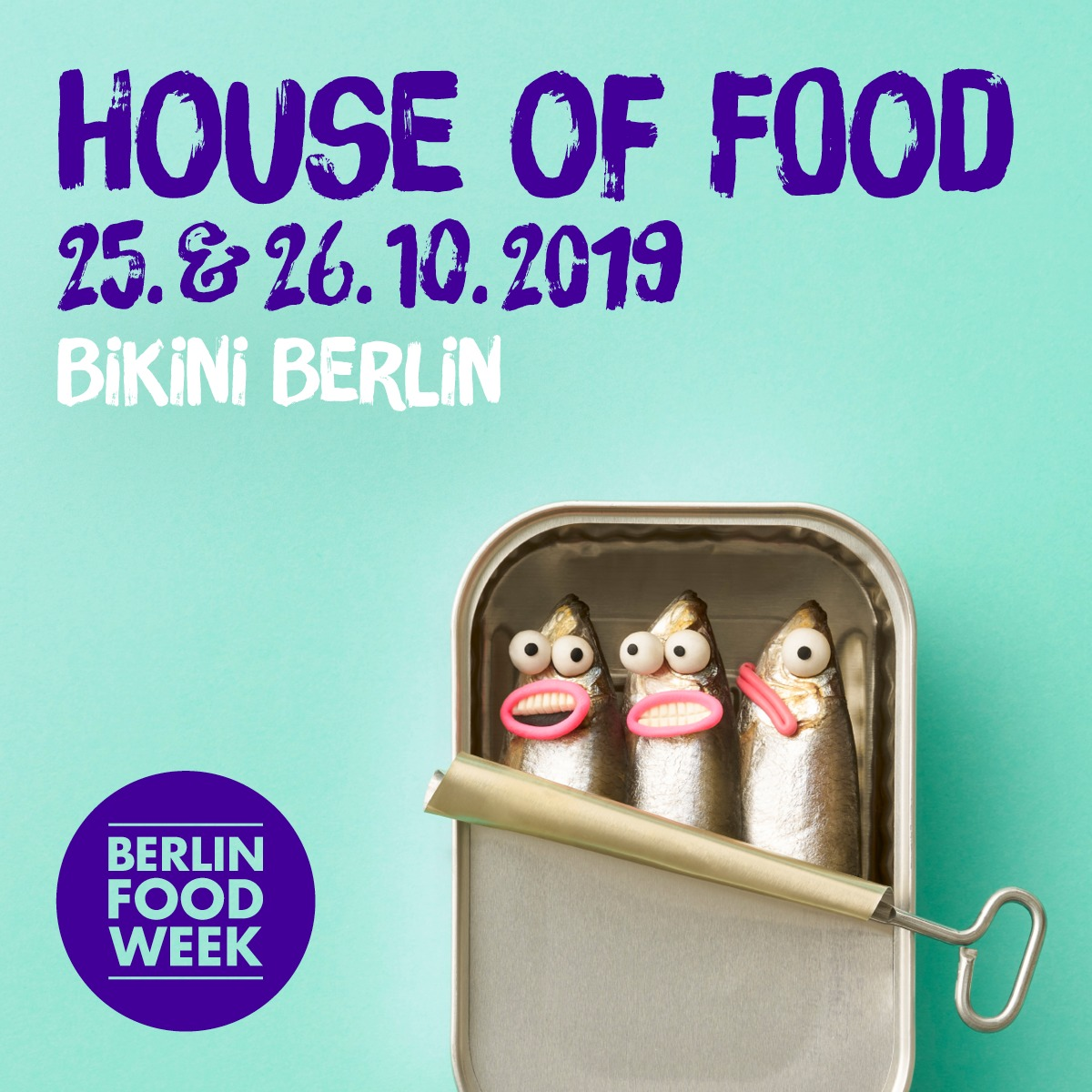 House of Food im Bikin Berlin
