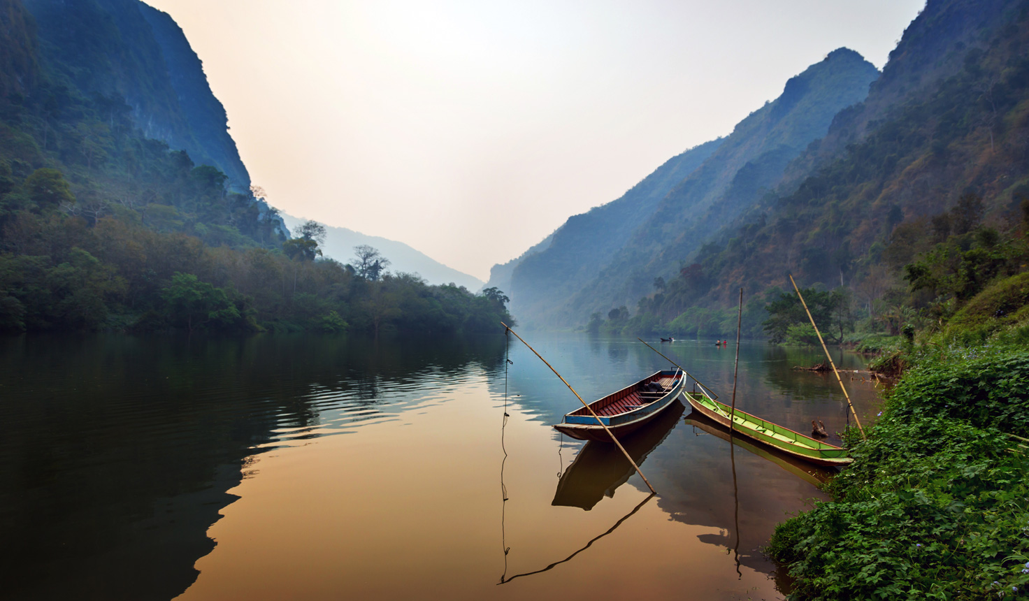 Individuelle Reise nach Laos2