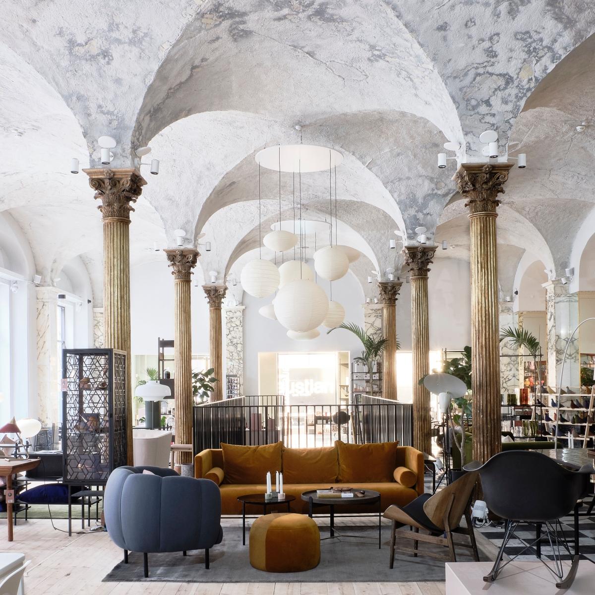 Paustian Designermöbel Concept Store Kopenhagen Innenstadt