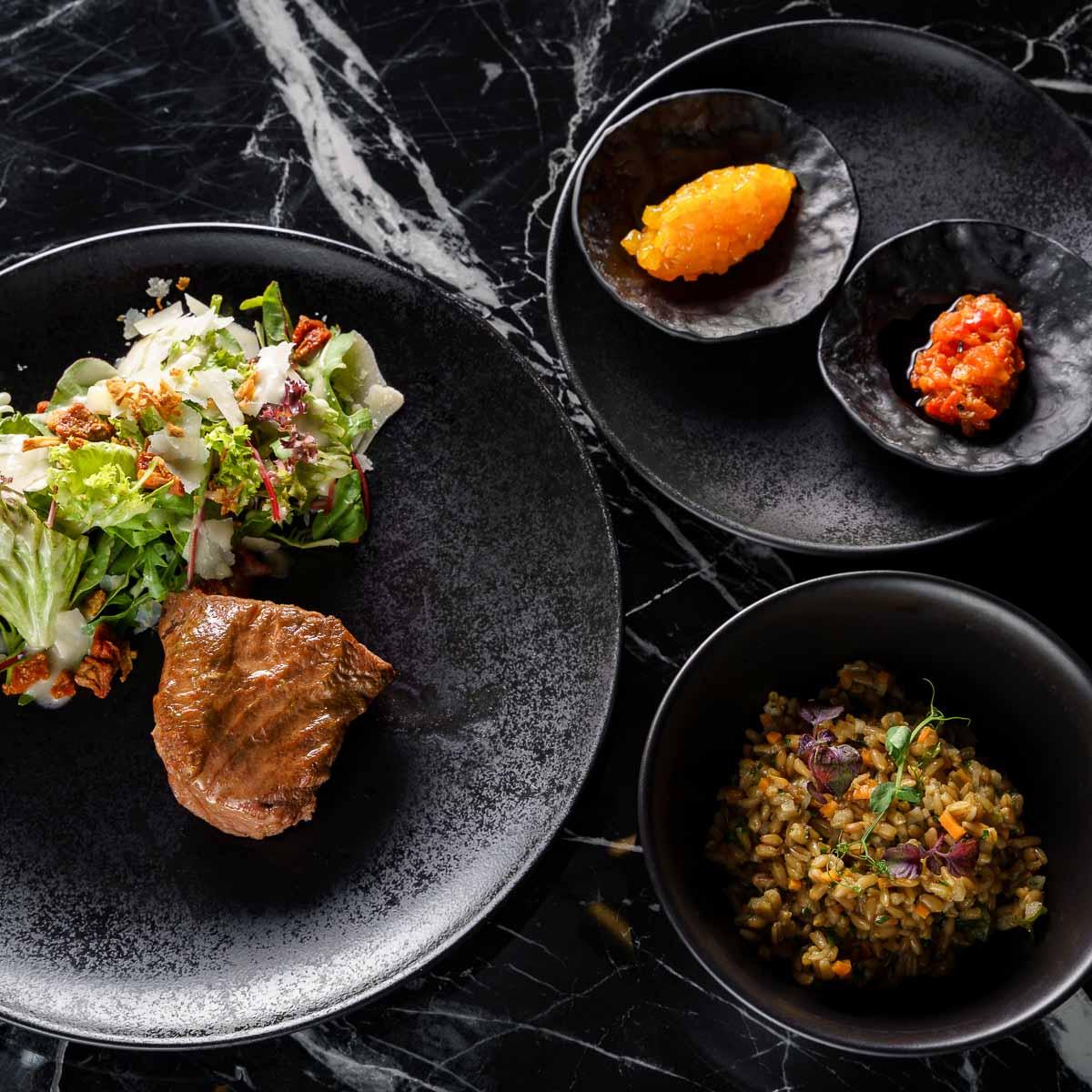 Restaurant Beef 45 im Hotel Palace in Berlin-Charlottenburg-7