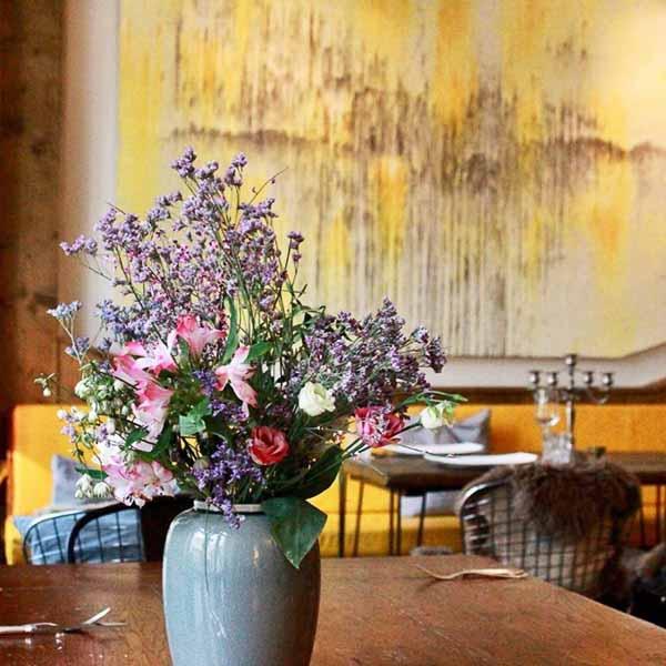 Restaurant heimlichTreu in Berlin-Mitte