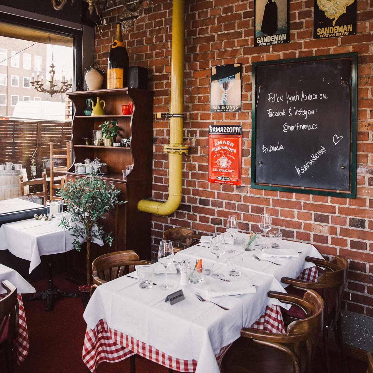 Restaurant Monti Monaco München-1