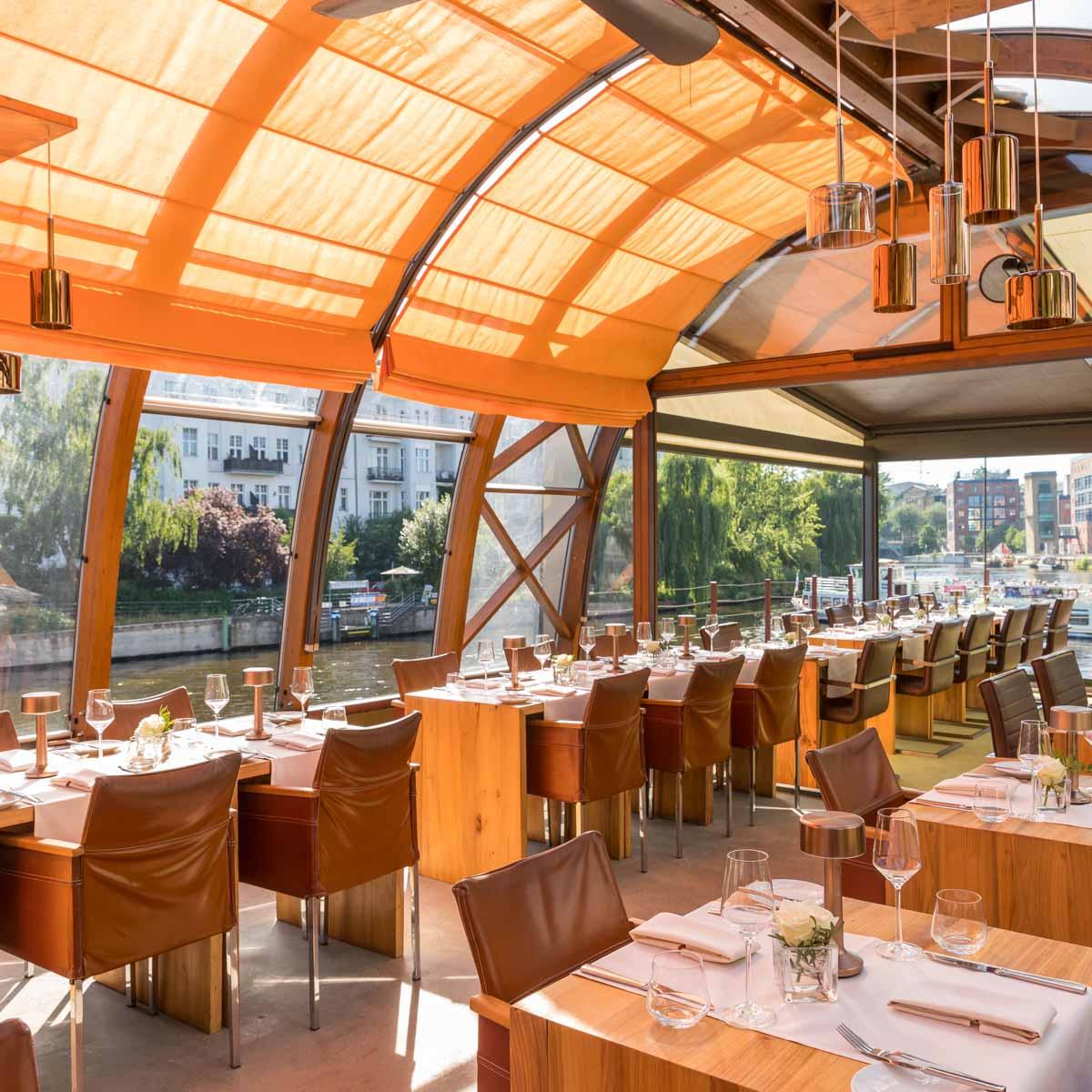 Restaurant-Schiff Patio in Berlin-Moabit-5