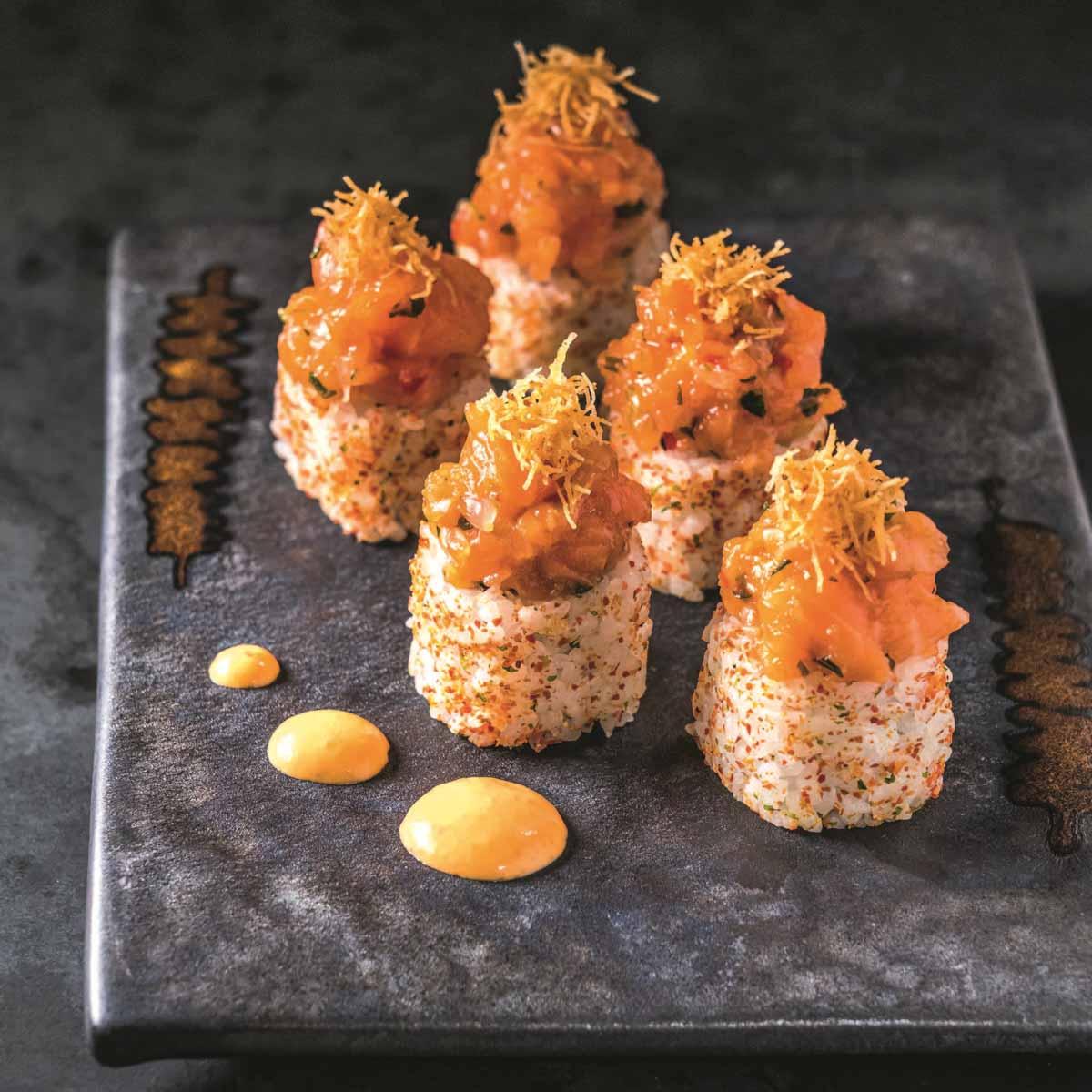 Spics Salom Roll aus Eat Drink Qomo