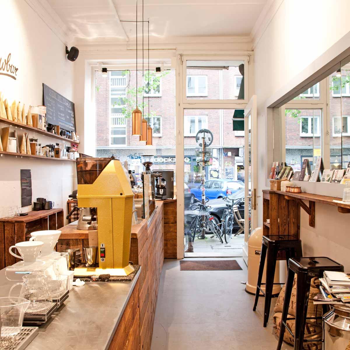Codos Coffee in Hamburg